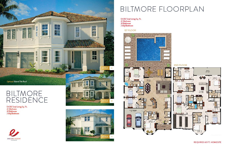 11 Bedroom Homes - Biltmore Residence