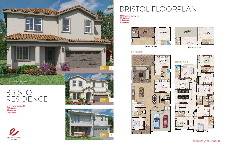 10 Bedroom Homes - Bristol Residence